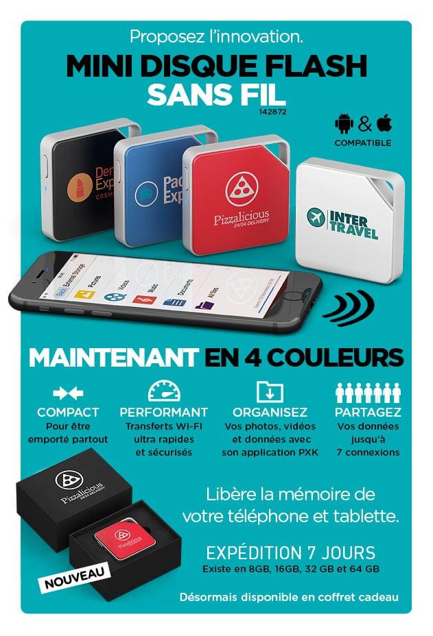 disque dur externe wifi - C' ta COM