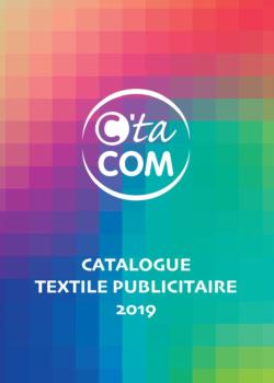Catalogue textile publicitaire C' ta COM 2019