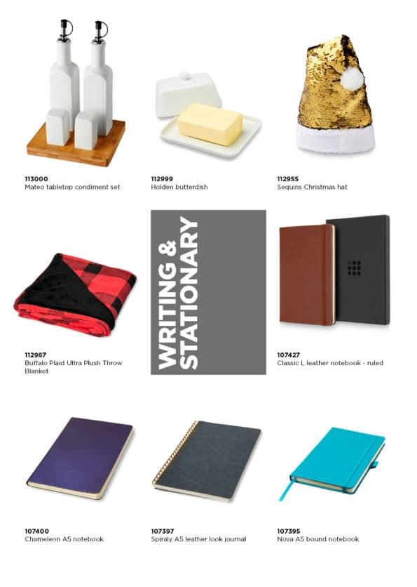 Catalogue idées cadeaux pour les entreprises