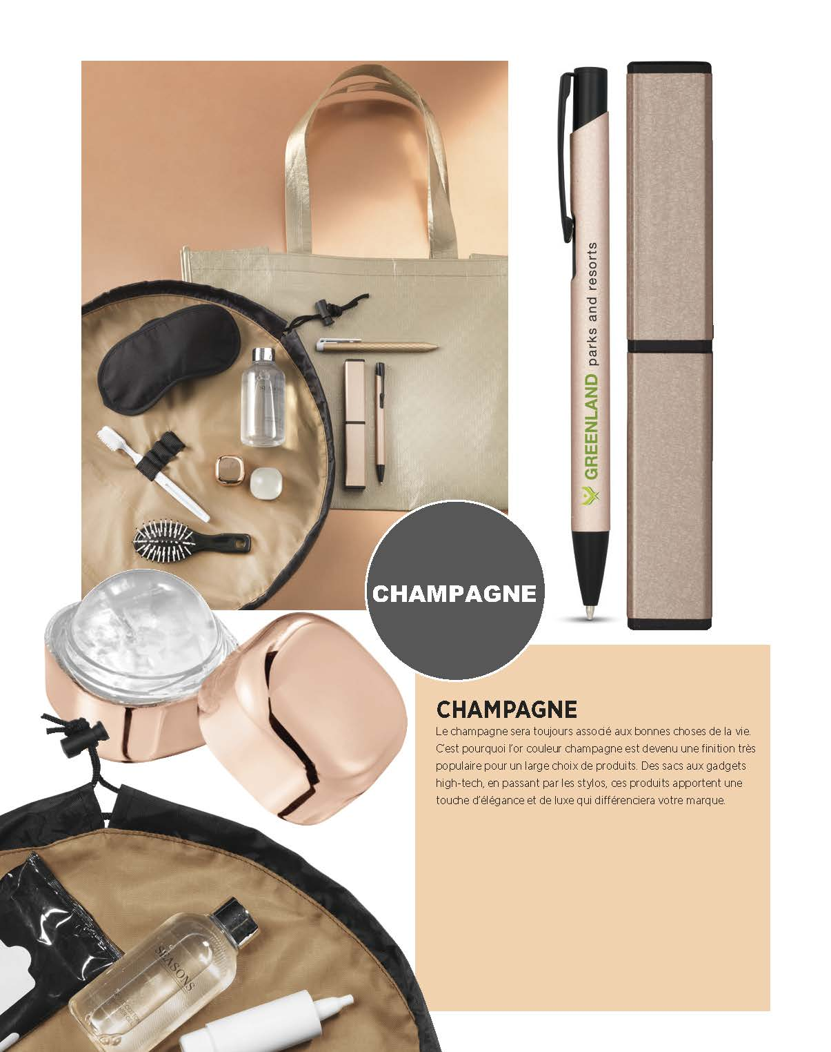 Page tendance Champagne